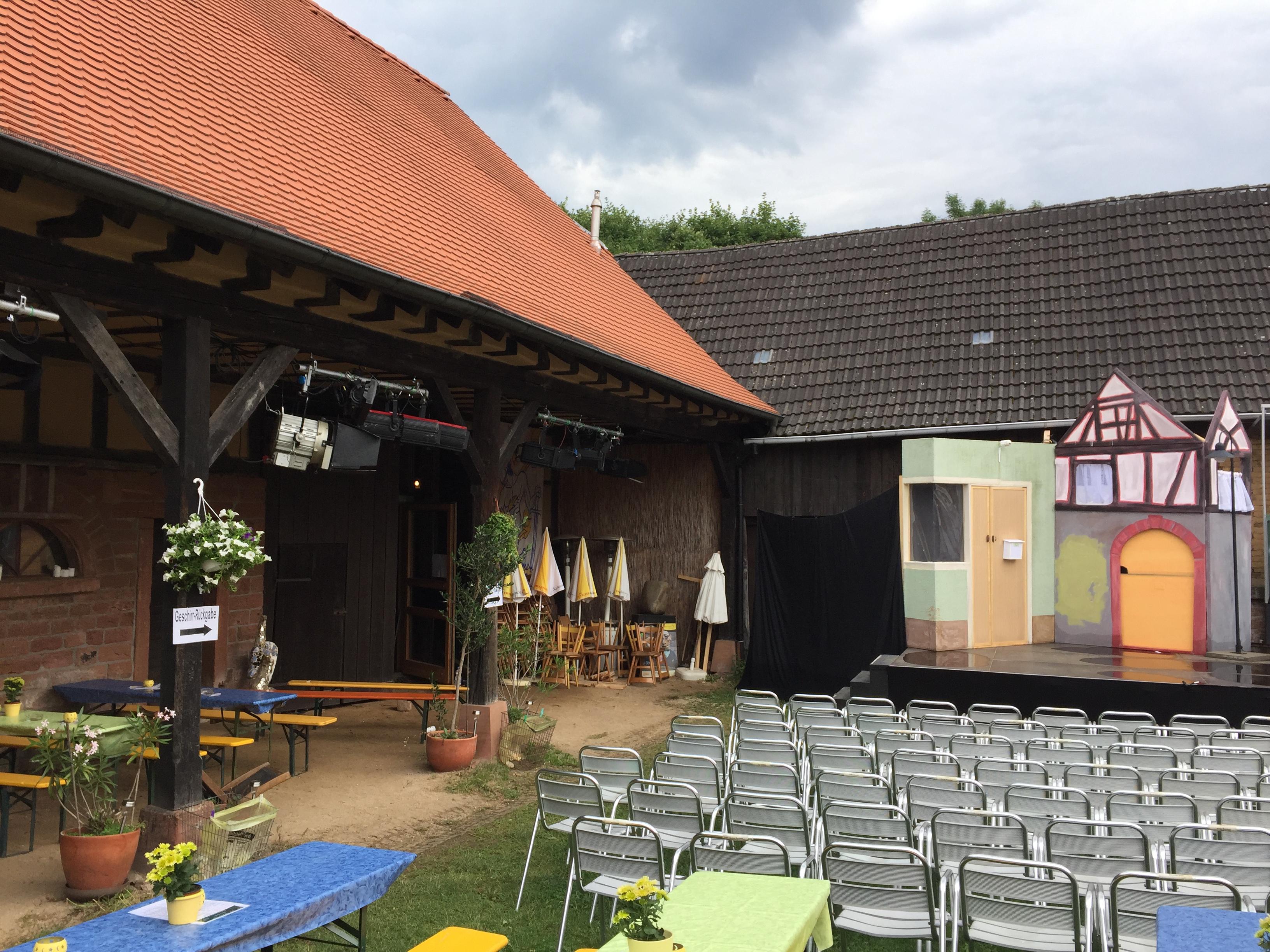 Fraktionsvorsitzender auf Sommertour in Grasellenbach